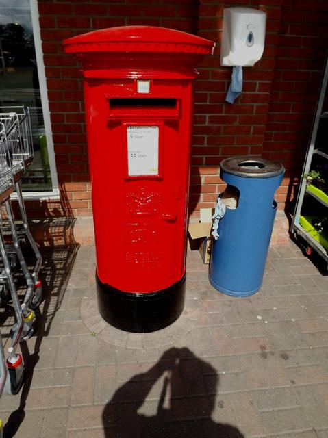 Tesco Springlands Way Postbox