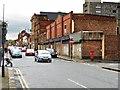 SJ9398 : Ashton-under-Lyne, Stamford Street by David Dixon