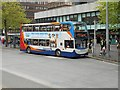 SJ8498 : Piccadilly Gardens Transport Interchange, Parker Street Bus Station by David Dixon