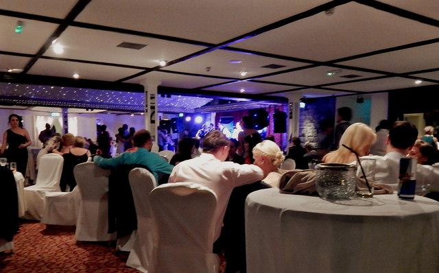 County Clare - Bunratty - Bunratty Castle Hotel Interior - Wedding Reception