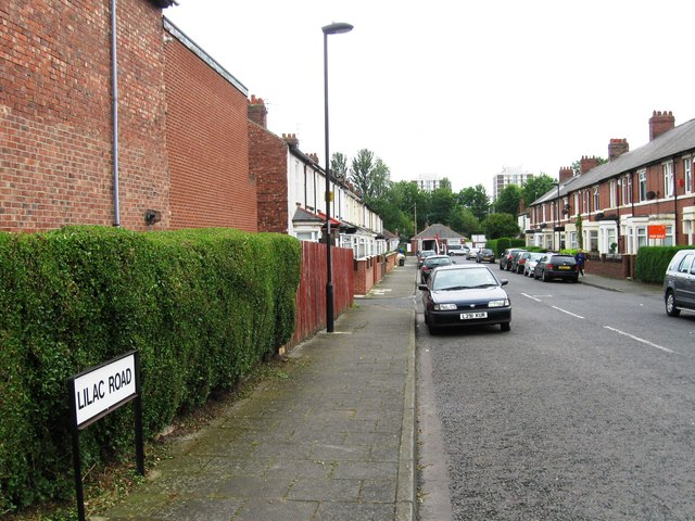Lilac Road, Wallsend