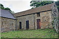 NZ6704 : Reconstructed Barn by Mick Garratt
