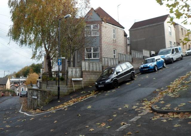 Stanley Hill, Totterdown, Bristol