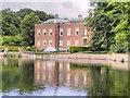SJ7387 : Stamford Military Hospital (Dunham Massey Hall) by David Dixon