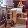SJ7387 : Sanctuary from the Trenches Exhibition, Dunham Massey Hall by David Dixon