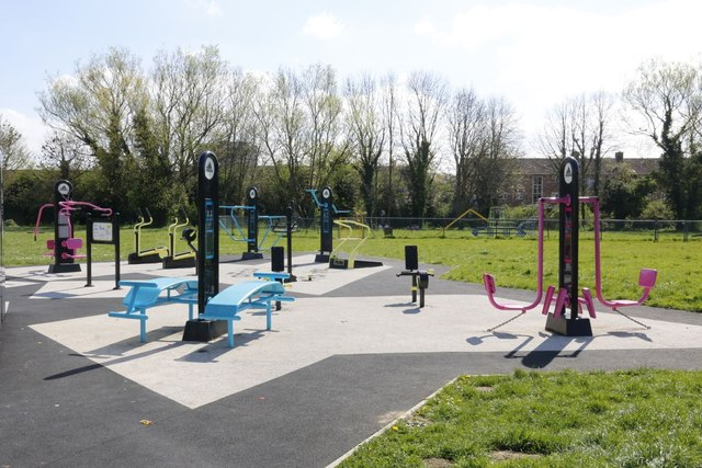 The Outdoor Gym