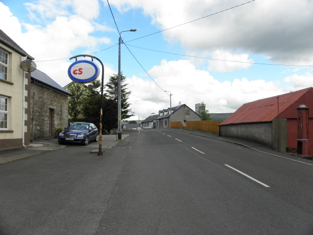 R207 Main Street, Dowra