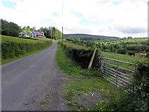G9829 : Ballinamore Road, Cordressogagh by Kenneth  Allen