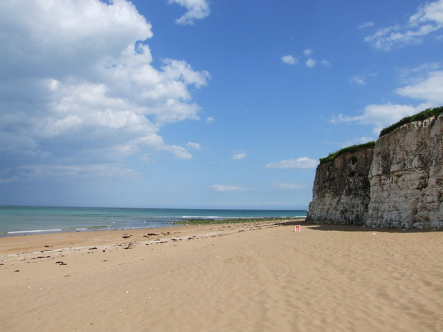 Beach at Joss Bay