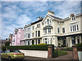 SJ3198 : Victorian houses on Beach Lawn by Karl and Ali