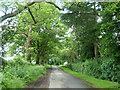 SP9407 : Horseblock Lane by Robin Webster