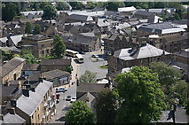 SK2168 : Rutland Square, Bakewell by Peter Barr