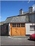 SX9164 : Doors, Parkfield Road, Torquay by Derek Harper