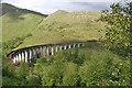 NM9081 : Glenfinnan Viaduct by Anne Burgess