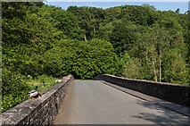 SO5074 : Dinham Bridge by Ian Capper