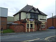 SD5504 : The New Enfield pub, Pemberton by JThomas