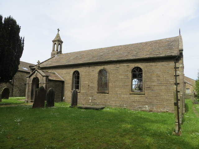 The Church of St Bartholomew at Tosside