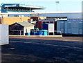 ST5976 : Matchday ticket office, Memorial Stadium, Bristol by Jaggery