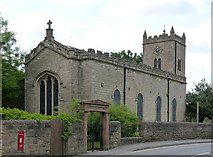 SK5855 : Church of St Mary of the Purification, Blidworth by Alan Murray-Rust