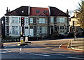 ST5976 : Roof symmetry, Gloucester Road, Horfield, Bristol by Jaggery