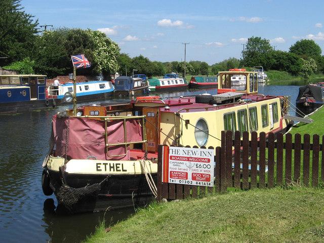 Stainforth - Ethel at The New Inn