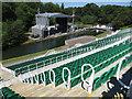 TA0389 : Open air theatre, Scarborough by Pauline E