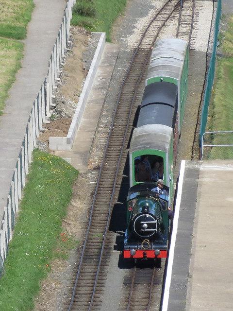 North Bay Railway train
