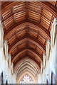 SP0884 : St Agatha, Sparkbrook - Roof by John Salmon