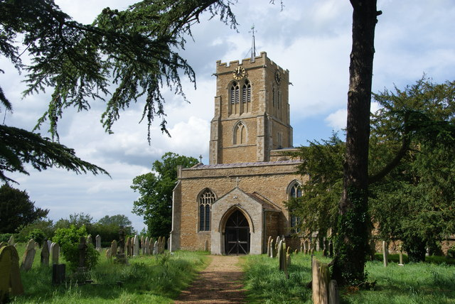 Priory church of St Andrew, Swavesey