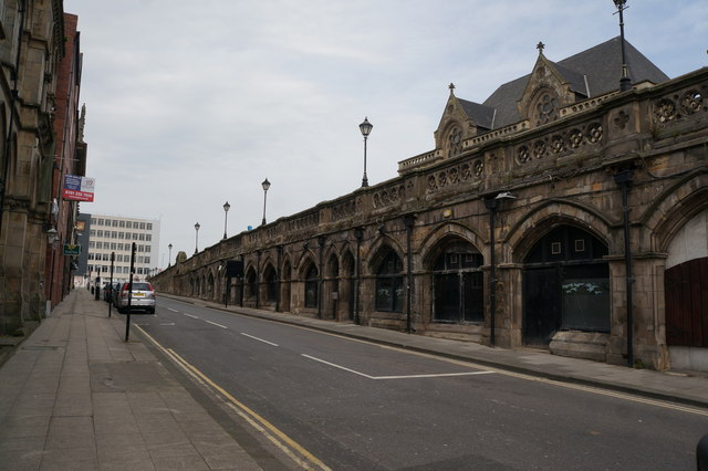 Zetland Road, Middlesbrough