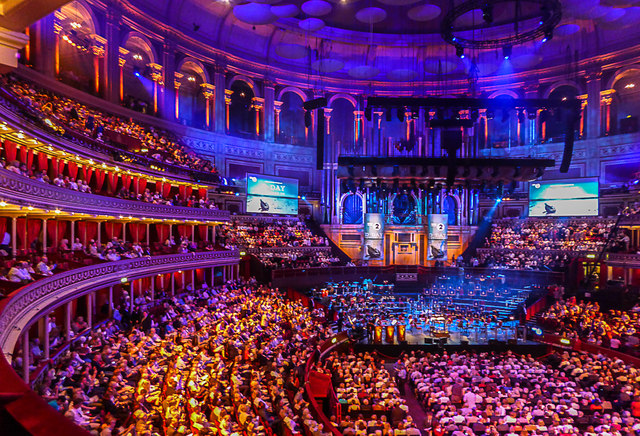 Royal Albert Hall D-Day 70th Anniversary Concert