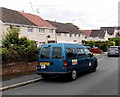 ST2890 : ABC taxi in Bettws, Newport by Jaggery