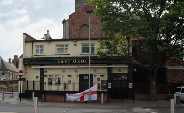 The Last Orders public house, Middlesbrough