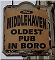 NZ4921 : The Middlehaven on Stockton Street, Middlesbrough by Ian S