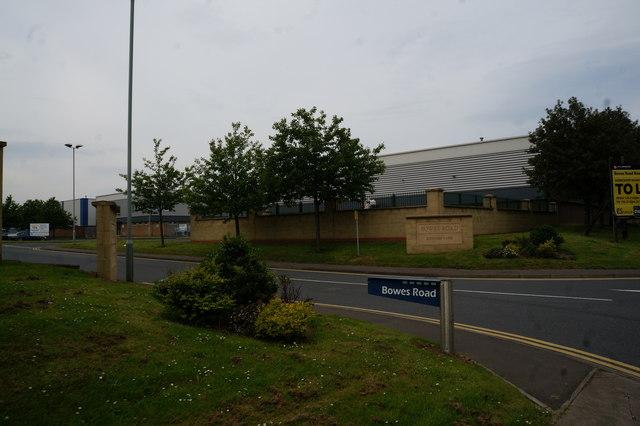 Bowes Road off Riverside Park Road