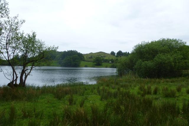 Towards Little Loughrigg
