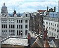 SK5740 : Royal Quarter, Nottingham NG1 by David Hallam-Jones