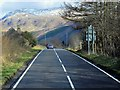NM9545 : Southbound A828, Strath of Appin by David Dixon