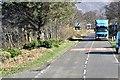NN0158 : Oban Express Truck on the A828 by David Dixon