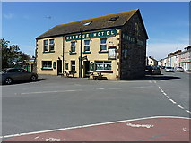 SD1678 : The Harbour Hotel, Haverigg by Richard Law