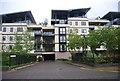 TL4659 : Riverside flats by N Chadwick