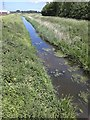 SD3106 : Downholland Brook from Altcar Road bridge by Peter Wood