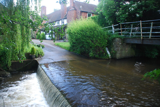 Ford at The Old Forge at Longnor