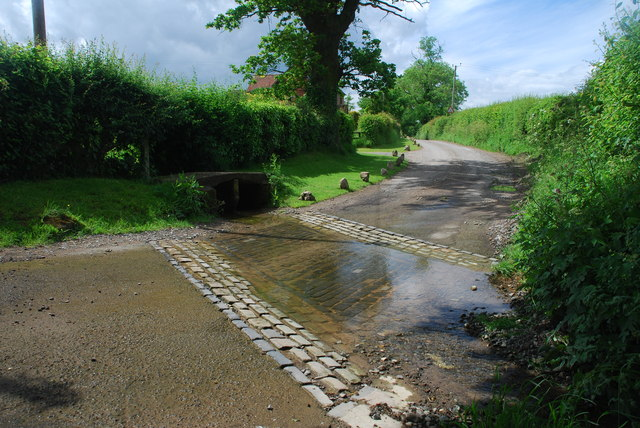 Ford at Longnor