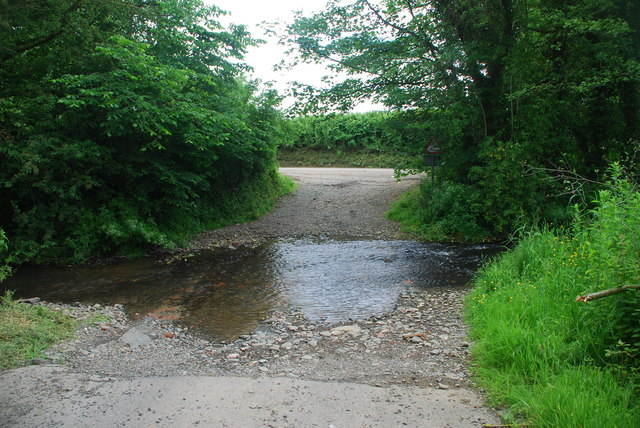 Ford at Stoney Stretton