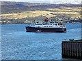 NN0973 : MV Hebridean Princess at Fort William by David Dixon