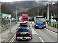 NN1174 : Fort William, Belford Road (A82) by David Dixon