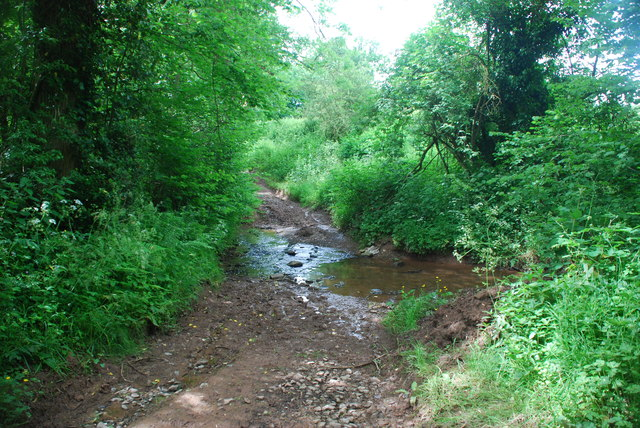 Ford at Low Faintree