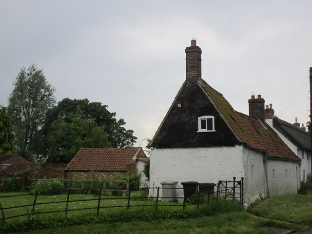 Church Cottage, Thimbleby