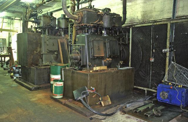 John Hargreaves, Tameside Paper Mills - steam engines